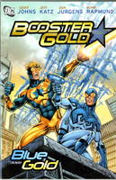 Booster Gold: Blue and Gold (Paperback)