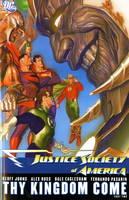 Justice Society of America: Thy Kingdom Come Pt. 2 (Hardback)