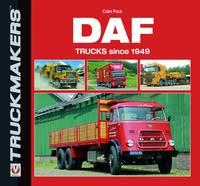 DAF Trucks Since 1949 - Truckmakers (Paperback)