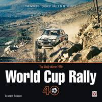 """The """"Daily Mirror"""" World Cup Rally 40"""