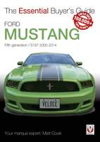 The Essential Buyers Guide Ford Mustang 5th Generation (Hardback)