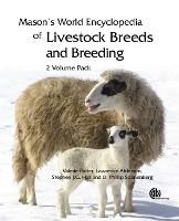 Mason's World Encyclopedia of Livestock Breeds and Breeding: 2 volume pack (Hardback)