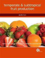 Temperate and Subtropical Fruit Production (Paperback)