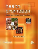 Health Promotion: Global Principles and Practice (Paperback)