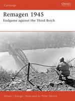 Remagen 1945 - Campaign No. 175 (Paperback)