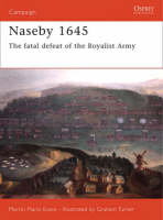 Naseby 1645: The Triumph of the New Model Army - Campaign v. 185 (Paperback)