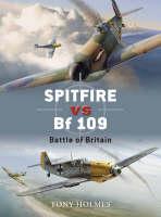 Spitfire vs Bf 109: Battle of Britain - Duel No. 5 (Paperback)