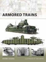 Armored Trains - New Vanguard No. 140 (Paperback)