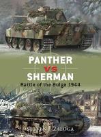 Panther Vs Sherman: Battle of the Bulge 1944 - Duel No. 13 (Paperback)