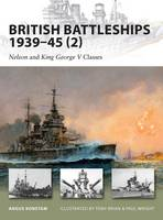British Battleships 1939-45 (2): Vol. 2