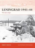 Leningrad 1941-44: The Epic Siege - Campaign No. 215 (Paperback)