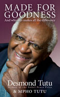 Made For Goodness: And why this makes all the difference (Hardback)