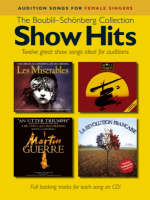 Audition Songs Female Show Hits (Book)