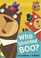 Who Shouted Boo? - The Bear Detectives 9 (Paperback)