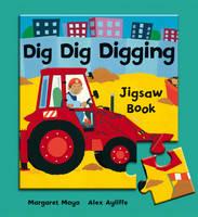 Dig Dig Digging - On the Go (Board book)