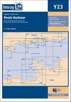 Imray Chart Y23: Poole Harbour - Y Series 23 (Paperback)