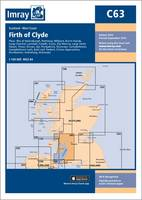 Imray Chart C63: Firth of Clyde (Paperback)