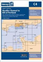 Imray Chart C4: Needles Channel to Bill of Portland - C Series C4 (Paperback)