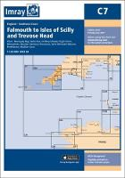 Imray Chart C7: Falmouth to Isles of Scilly and Trevose Head - C Series C7 (Sheet map, folded)