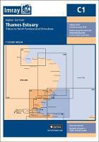 Imray Chart C1: Thame Estuary - C Charts 1 (Paperback)