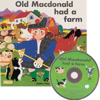Old Macdonald had a Farm - Classic Books with Holes UK Soft Cover with CD