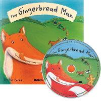 The Gingerbread Man - Flip-Up Fairy Tales