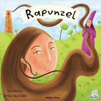 Rapunzel - Flip-Up Fairy Tales (Paperback)