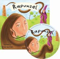 Rapunzel - Flip-Up Fairy Tales
