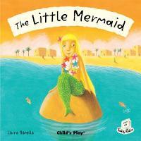 The Little Mermaid - Flip-Up Fairy Tales (Paperback)