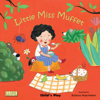 Little Miss Muffet - Classic Books with Holes Soft Cover (Paperback)