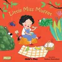 Little Miss Muffet - Classic Books with Holes Board Book (Board book)