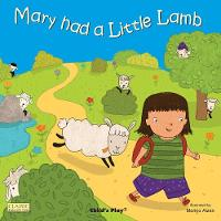 Mary had a Little Lamb - Classic Books with Holes Board Book (Board book)
