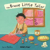 The Brave Little Tailor - Flip-Up Fairy Tales (Paperback)