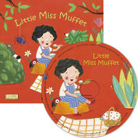 Little Miss Muffet - Classic Books with Holes UK Soft Cover with CD
