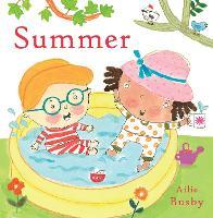 Summer - Seasons 4 (Board book)