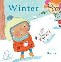 Winter - Seasons 4 (Board book)