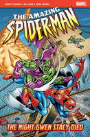 The Amazing Spider-Man: The Night Gwen Stacy Died (Paperback)