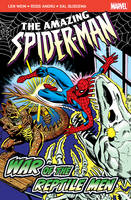 The Amazing Spider-Man: War of the Reptile Men (Paperback)