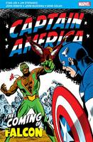 Captain America: the Coming of the Falcon - Marvel Pocket Books (Paperback)