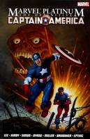 Marvel Platinum: The Definitive Captain America (Paperback)
