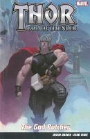 Thor: God Of Thunder (Paperback)
