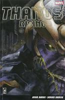 Thanos Rising (Paperback)