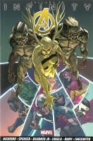 Avengers Vol.3: Infinity Prelude (Paperback)