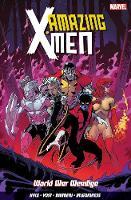 Amazing X-men Vol. 2: World War Wendigo (Paperback)