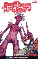Rocket Raccoon & Groot Volume 1: Tricks of the Trade (Paperback)
