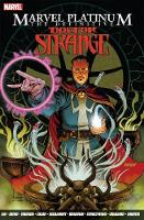 Marvel Platinum: The Definitive Doctor Strange (Paperback)