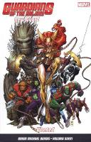 Guardians Of The Galaxy: New Guard Vol. 2: New Galactic Order (Paperback)