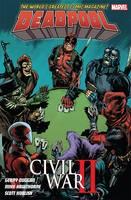 Deadpool World's Greatest Vol. 5: Civil War II (Paperback)