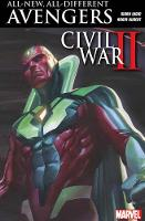 All-new, All-different Avengers Vol. 3: Civil War II (Paperback)