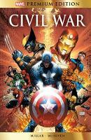 Marvel Premium: Civil War (Hardback)